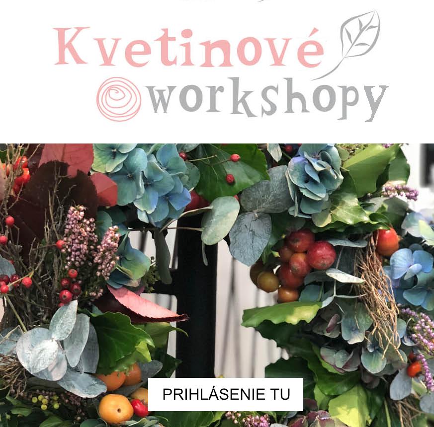 Produkt Workshop – Veľkonočný aranžmán