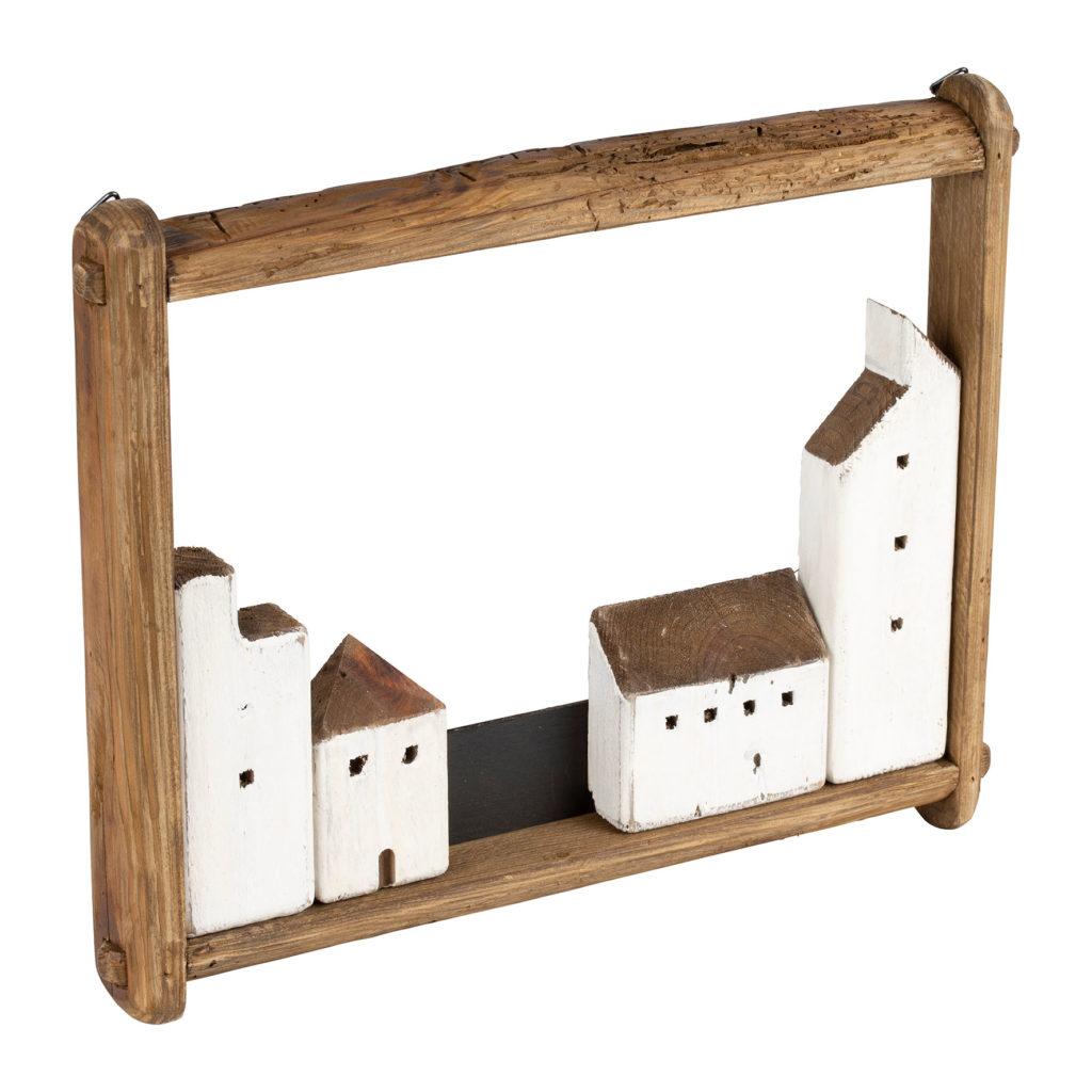 Produkt Závesná dekorácia domčeky